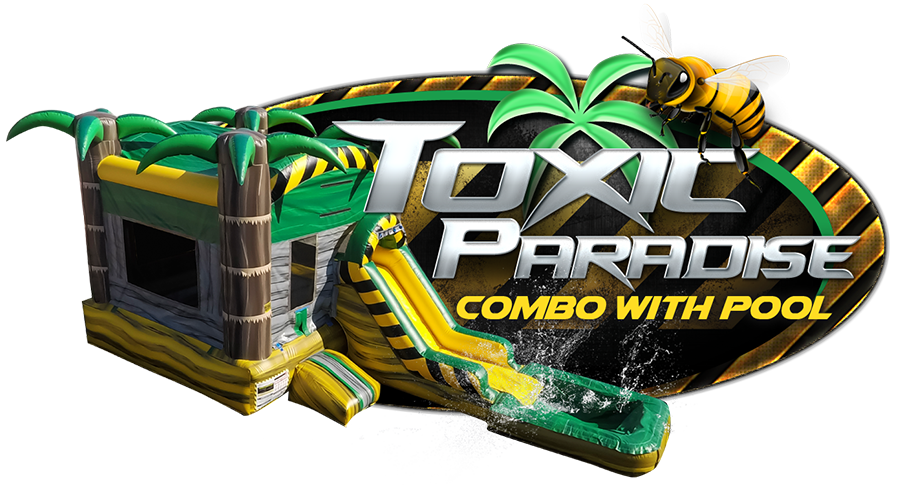 Toxic Paradise Combo with Pool