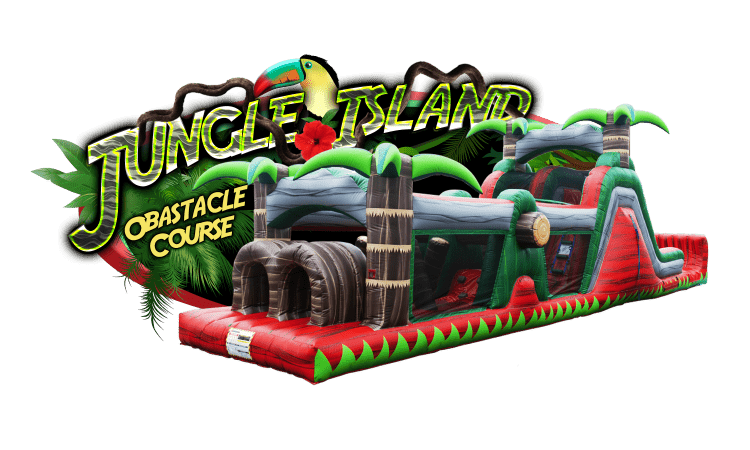 Jungle Island Obstacle