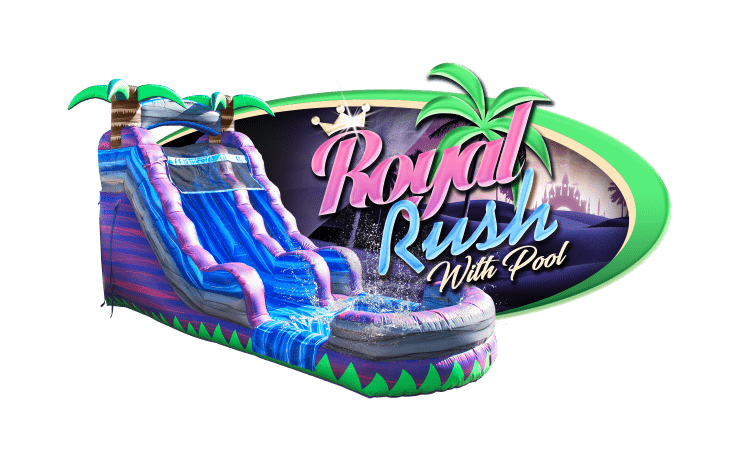 ROYAL RUSH w/pool