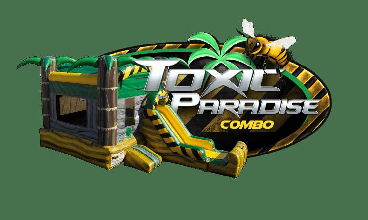 Toxic Paradise combo