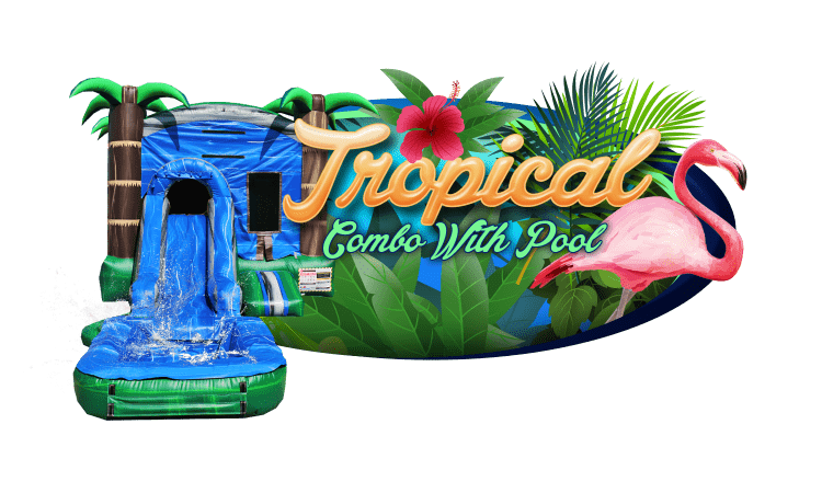 Tropical Combo Pool