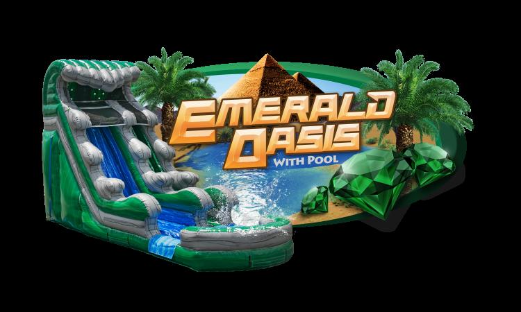 Emerald Oasis w/pool