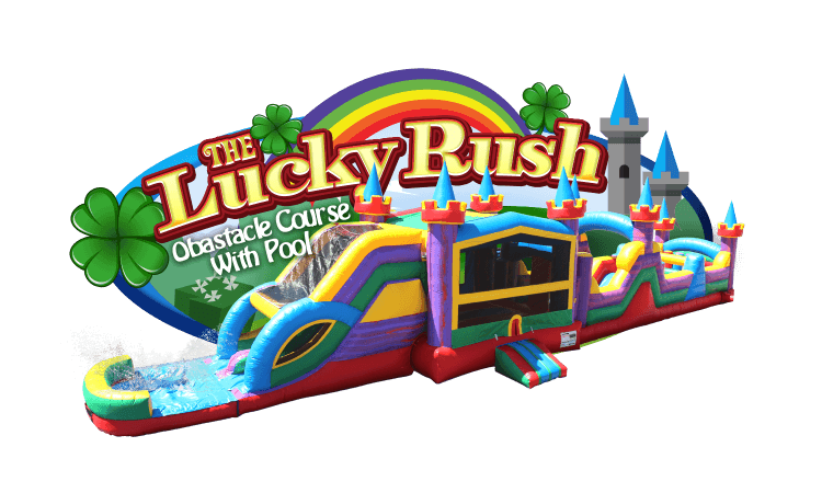 LUCKY RUSH OBSTACLE COURSE
