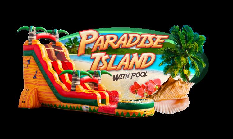 PARADISE ISLAND w/pool